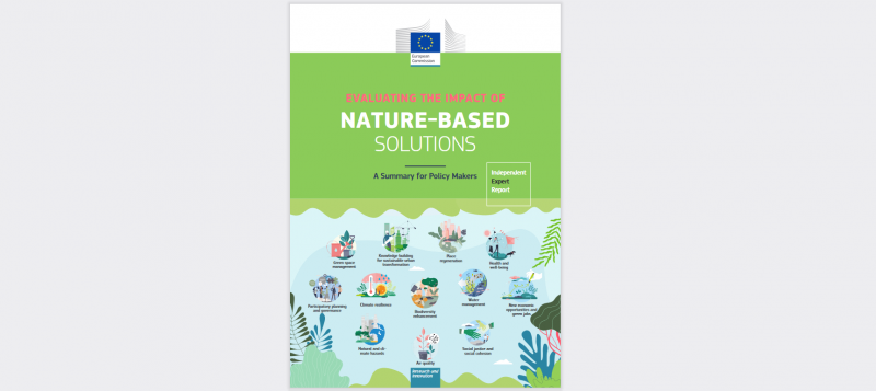 Evaluating the impact of nature-based solutions : a summary for policy makers