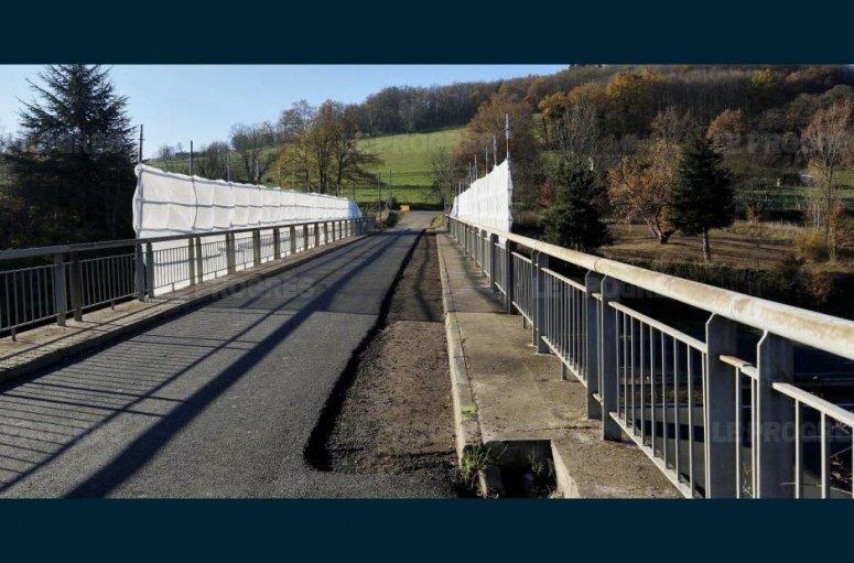 Grand-breuil Bridge, St Etienne Community