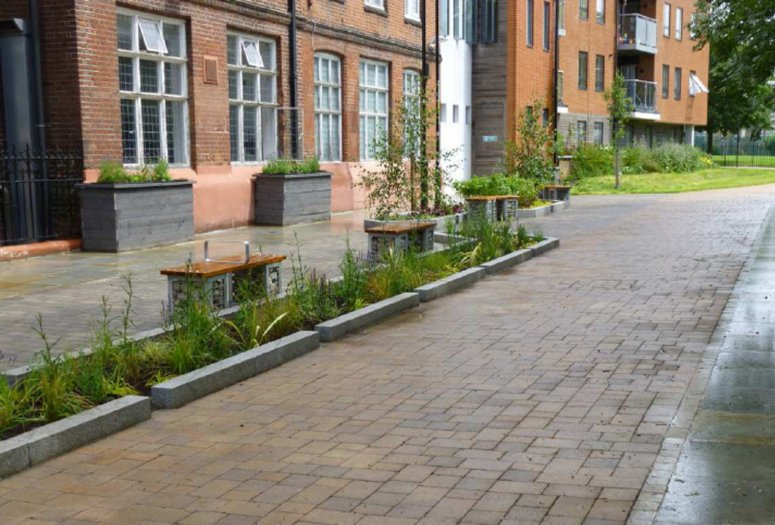 Nature-Based Stormwater Management