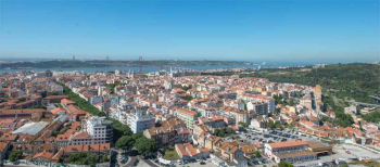 Lisbon's street trees