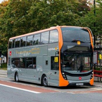 Bristol metrobus - credit to metrobus, Bristol City Council