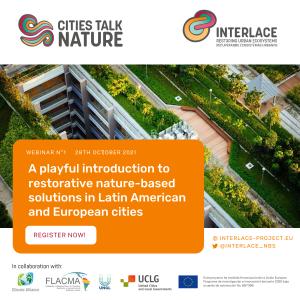 Cities Talk Nature Webinar no1